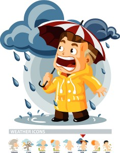 bigstock-Rain-Weather-Icon-6591430